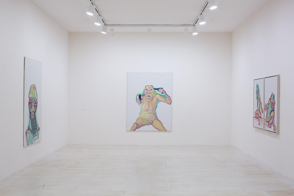 MoMA PS1 Maria Lassnig