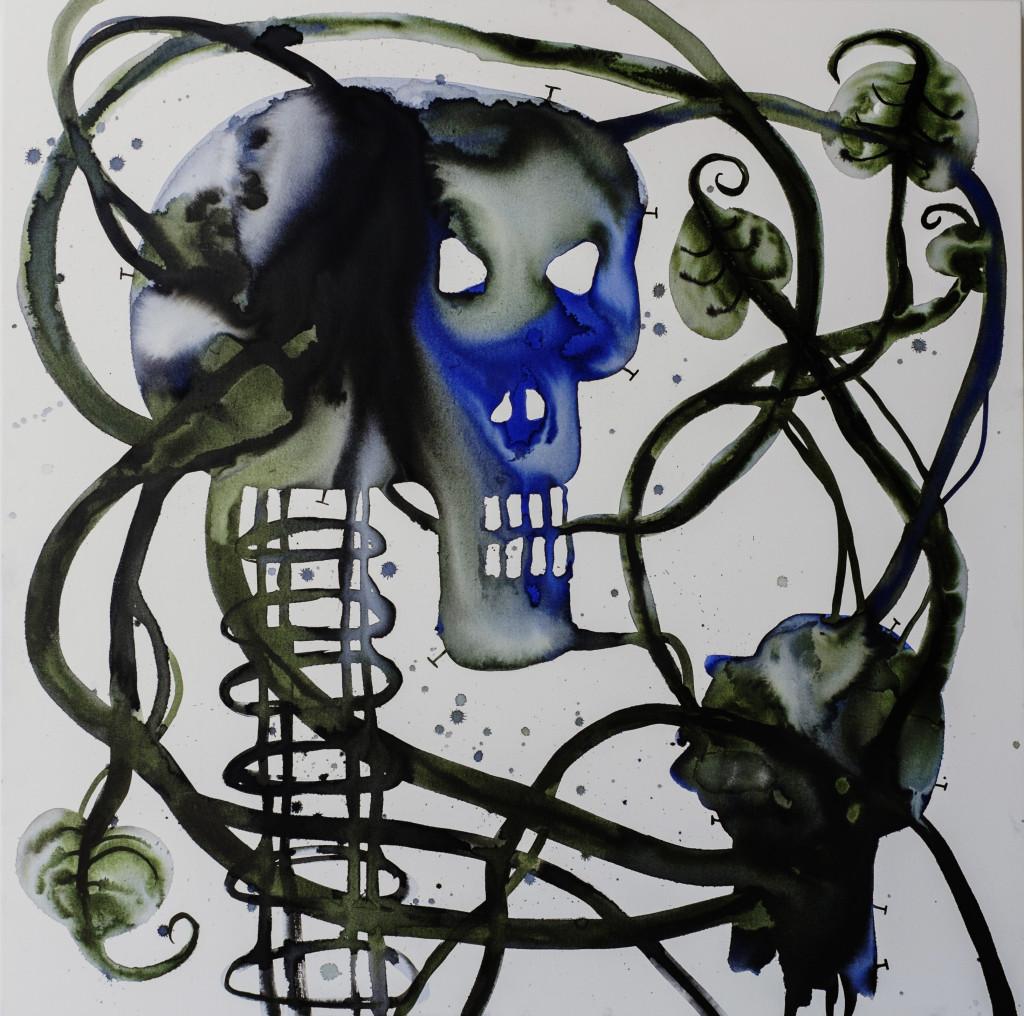 Stranger in the Night, Courtesy of Gallery Samuel Lallouz