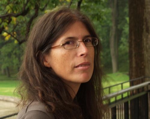 Marie Fraser, Image: David Naylor, 2015.