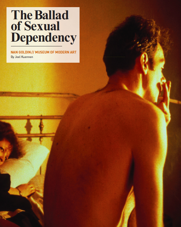 Goldin ballad of sexual dependency