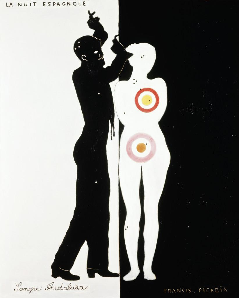 Museum Ludwig Koeln, ML, Picabia, Francis, La nuit espagnole, 1922, ML 01299