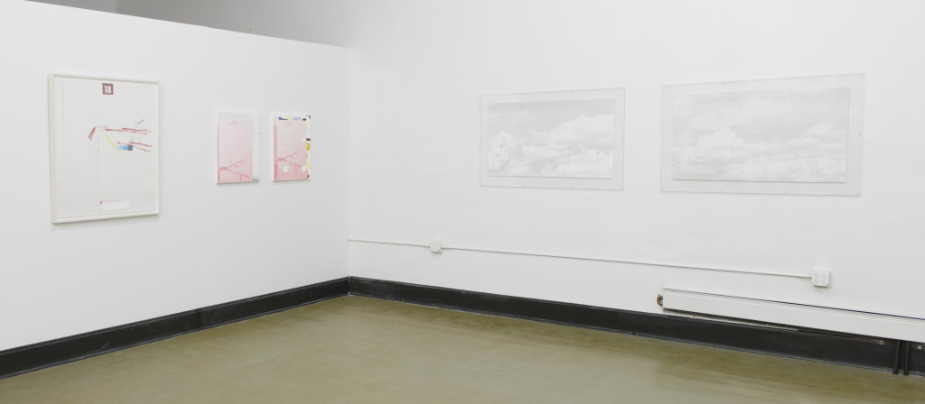 Dan Devening and Greg Bae, Installation View, Courtesy Phil Peters