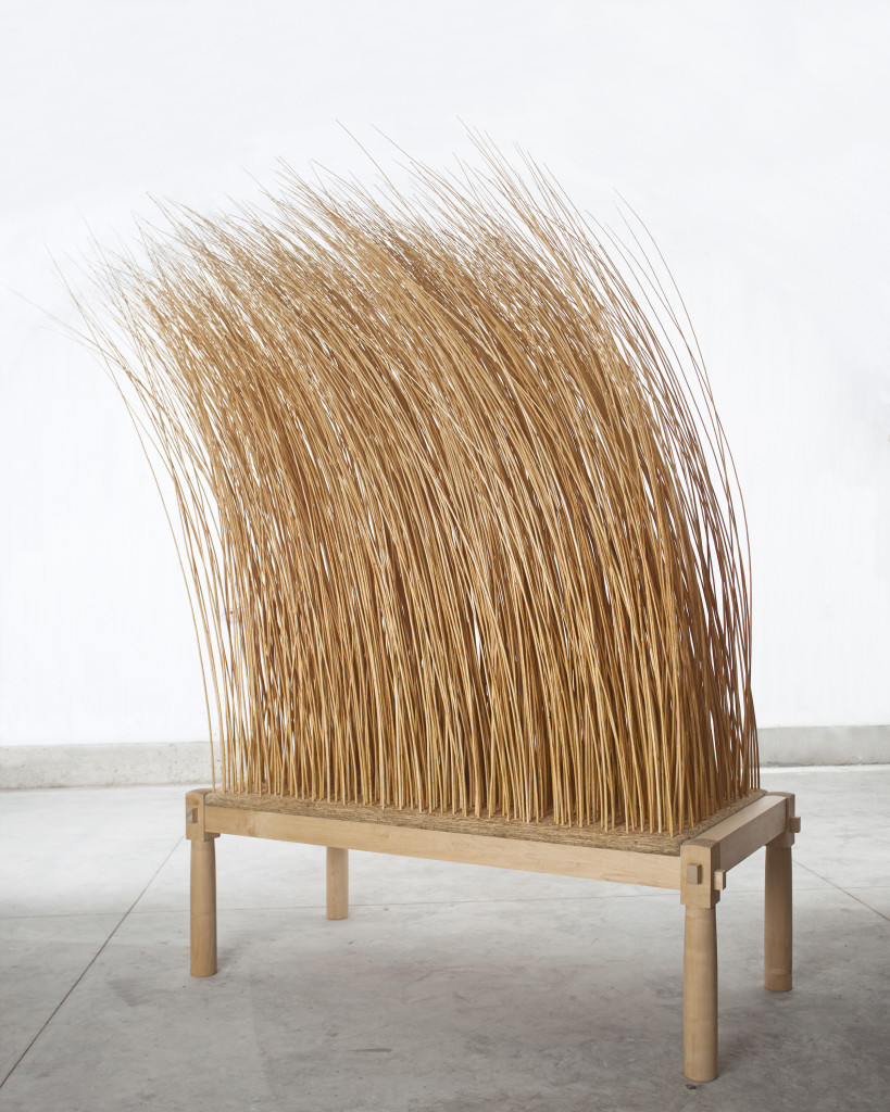 Martin Puryear, 'Night Watch,' 2011. Maple, willow, OSB board, 116 x 122 x 48 in. Glenstone Museum, Potomac, MD. Photograph by Christian David Erroi. © Martin Puryear, courtesy Matthew Marks Gallery.